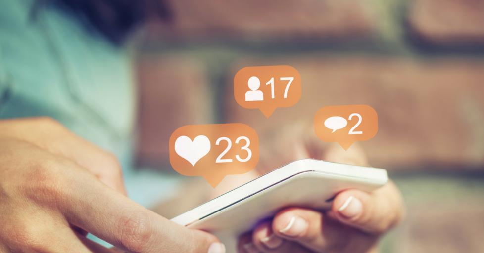Social-media-engagament