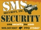 SMS Security Car Magnets