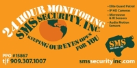 SMS Security Decals
