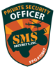 SMS Shoulder Patches