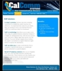 Calcomm Systems Website